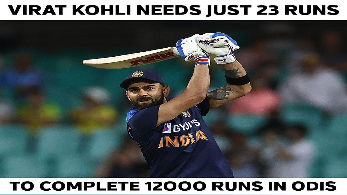 Virat Kohli on the verge of another milestone, likely to break Sachin Tendulkar's this record