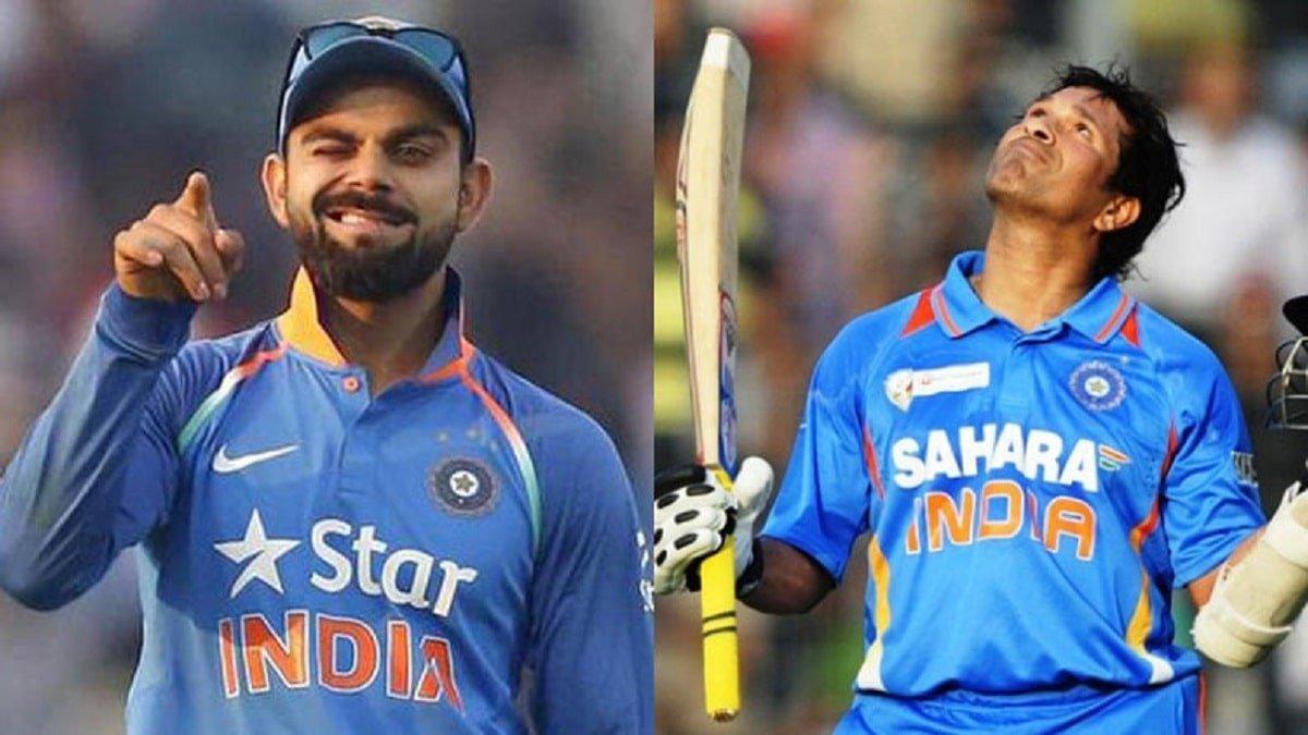 IND vs AUS: Virat Kohli on the verge of equalling Sachin Tendulkar's this record