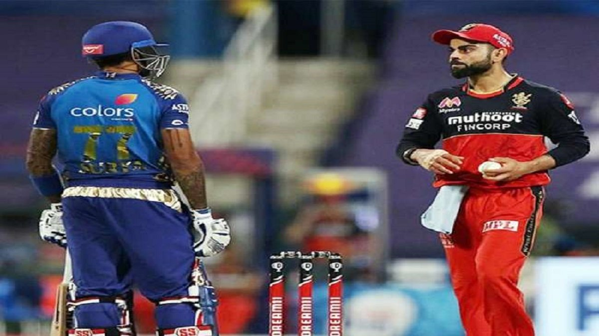 IPL 2020: Mumbai batsman Suryakumar Yadav showed composer as RCB skipper tries to sledge him, Watch