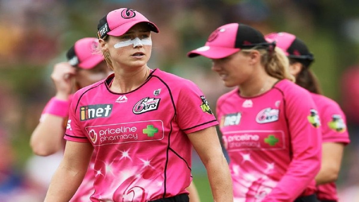 WBBL 2020: Alyssa Healy's record-breaking ton not enough for Sixers to earn WBBL semis berth