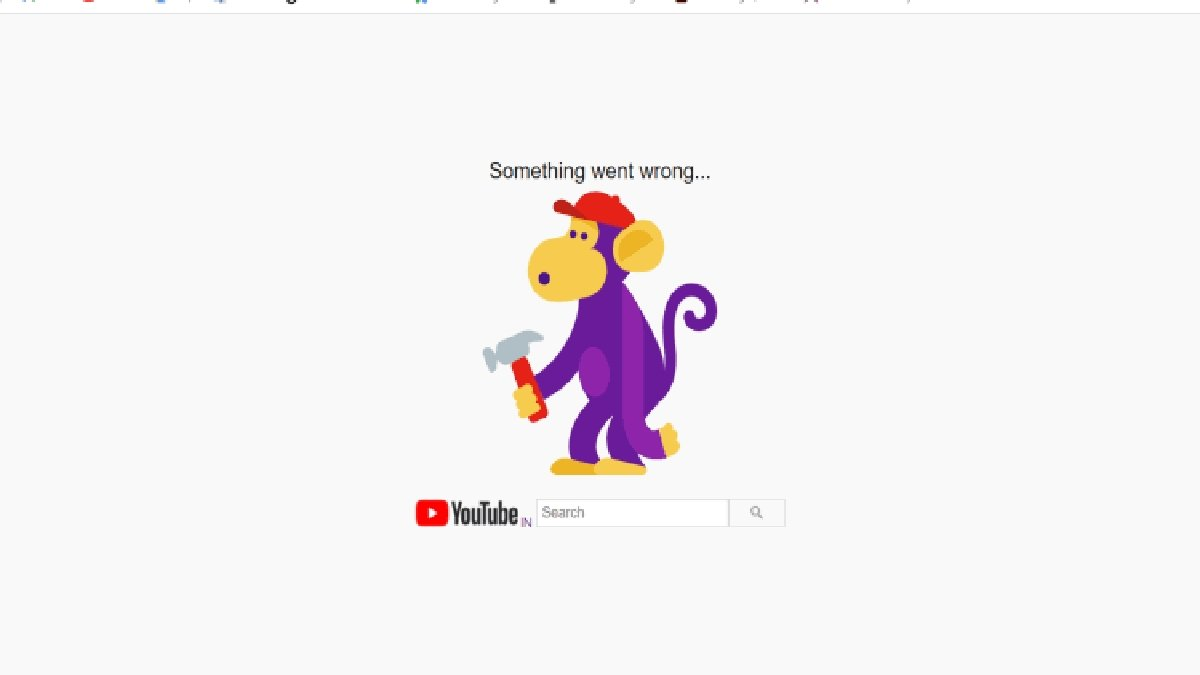 YouTube and Gmail Crash: How, when and where the 'Google Server' down observed? Details