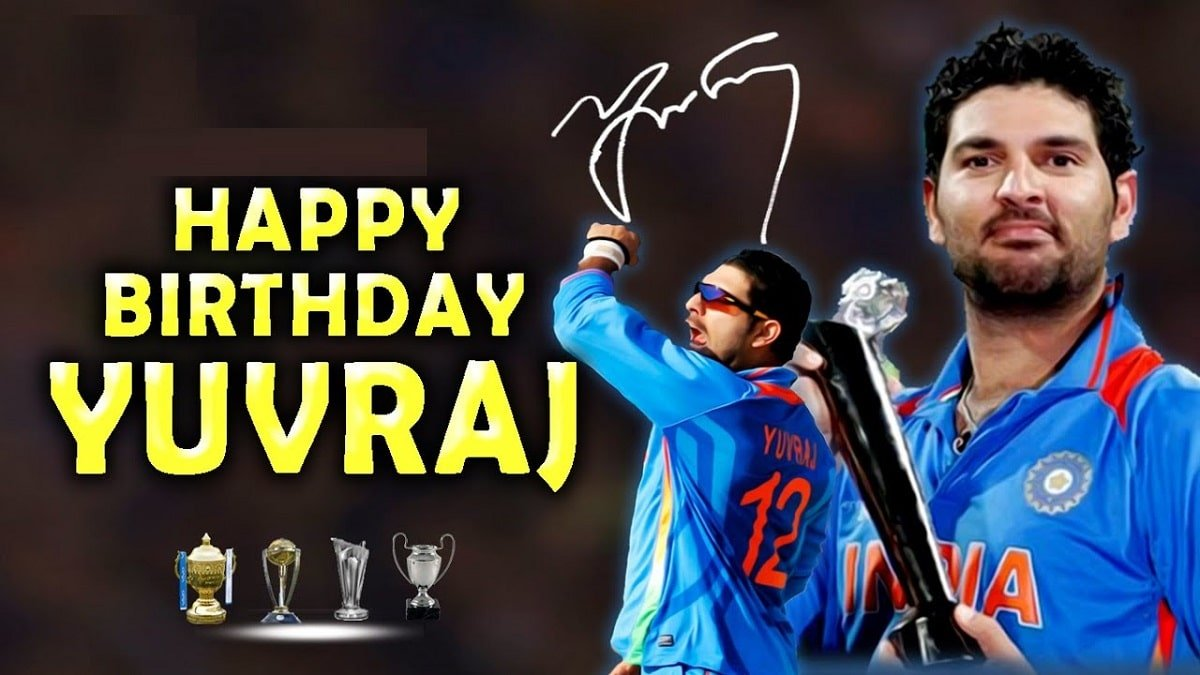Yuvraj Singh dedicates his Birthday to Farmers, Countrywide Wishes pour in for the 'Sixer King'