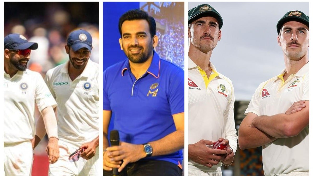 IND vs AUS: Zaheer Khan predicts 'Bowlers will decide fate of India-Australia contest'