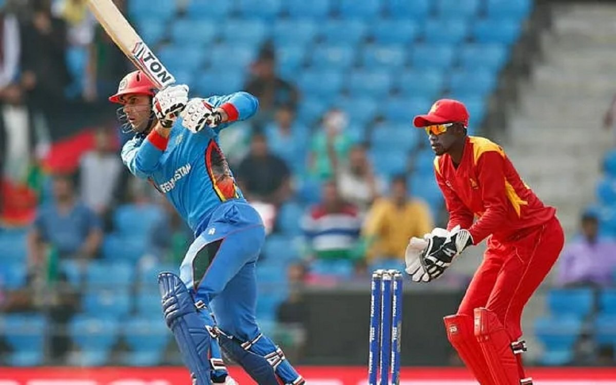 Zimbabwe & Afghanistan T20 series has been officially called off