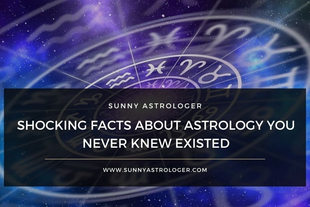 Shocking facts about astrology you never knew existed Image