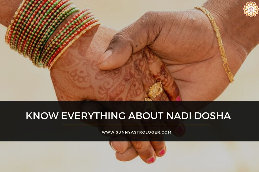 Nadi Dosha - Most potent evil in Kundali, its causes, effects and remedies Image