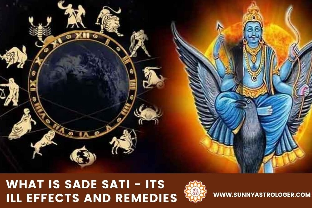 What is Sade Sati - its ill effects and Remedies