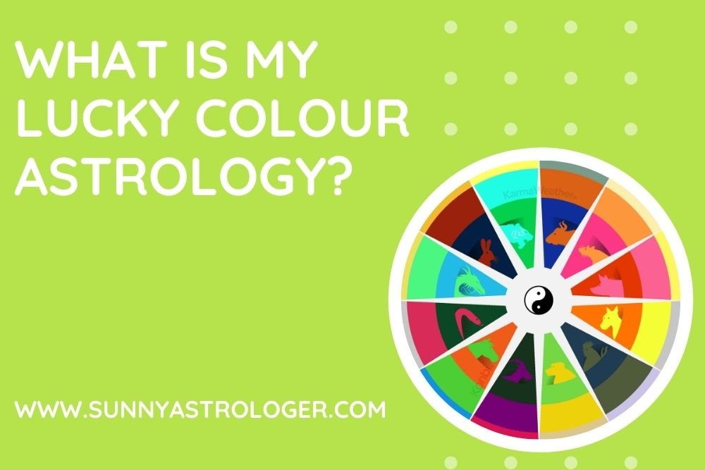 What is My Lucky Colour Astrology?