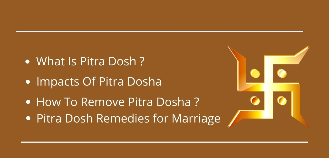 What is Pitra Dosha? Pitra Dosh Remedies for Marriage