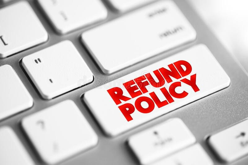 refund-policy-text-button-keyboard-business-concept-background-217786537